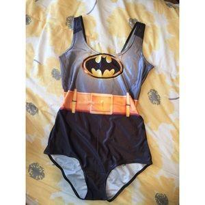 Other - Batman swim suit NWOT